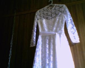Свадебное платье (Раритет)