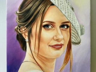 Portrete in ulei pe pinza si creion - calitate inalta la pret accesibi