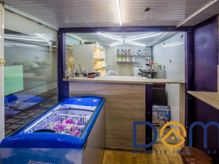 Bistro-bar complet mobilat și echipat loc perfect