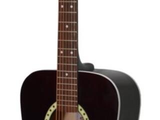 Продам гитару б/у, чёрного цвета Eagle. Как на фото, но 6-и струнная.