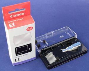 Фокусировочный экран, линза коррекции на видоискатель для камер Canon
