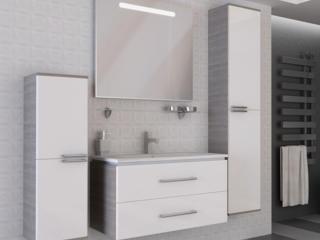 Мебель для ванной комнаты на заказ в РАССРОЧКУ. Интерьер Групп
