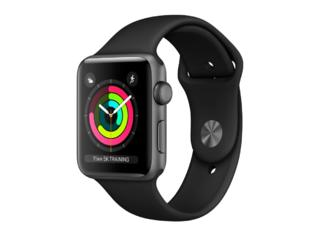 Apple Watch Series 3 (38mm) - Space Gray