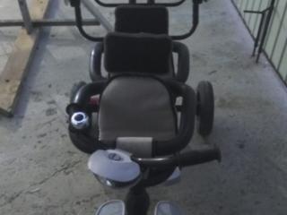 2-х местный детский велосипед