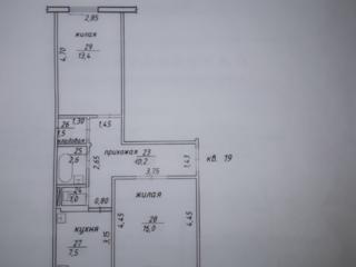 Продам 2-ком. квартиру 2/5на Ближнем хуторе, автономное отопление.