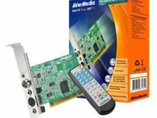 Продам TV-тюнер AVerMedia Technologies AVerTV Super 007