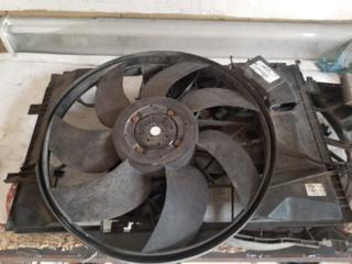 Вентилятор охлаждения Мерседес W203