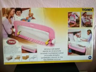 Защитный барьер для кровати (ограничитель) TOMY