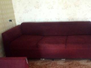 Срочно продам комплект мягкой мебели