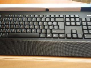 Продам мультимедийную клавиатуру SVEN Comfort 4200 Carbon