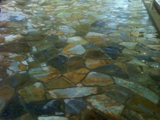 Montarea pietrei naturale, decorative