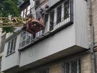Балконы. Лоджии. Ремонт.
