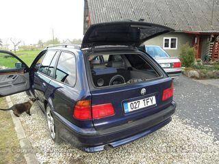 Запчасти на BMW E39 2.5 TDS