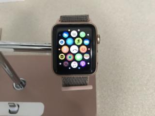 Apple watch series 3 42mm Gold