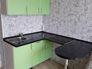 Apartament de dimensiuni mici cu toate condițiile proprii.