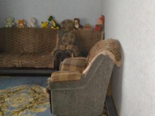 Chirie apartament cu 2 camere (160€ lunar) plus garaj (20€ lunar).