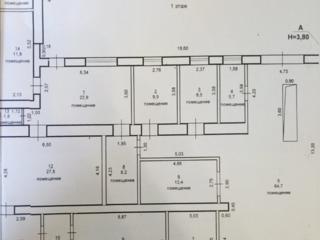 Бендеры, Центр. Здание под бизнес, жилдом, 233,7 кв. м, участок 7,2