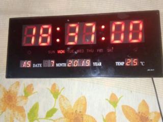Ceas de perete 360/150 mm