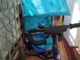 Vind tricicleta URGENT