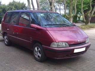 Renault Espace 2 2,1td по запчастям есть всё!!!
