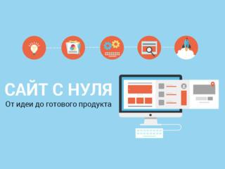 Создадим сайт любой сложности/ быстро и качественно