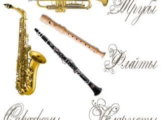 Ремонт музыкальных духовых инструментов