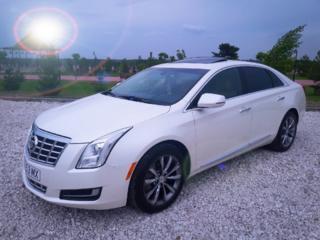 Белоснежный Cadillac для Вашего торжества