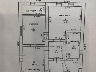 Центр Терновки дом 90м2 ремонт. гараж.