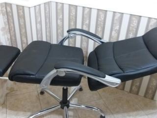 Новое педикюрное кресло