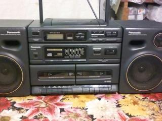 Муз. центр Panasonic. Япония. CD. Radio. Kassete.