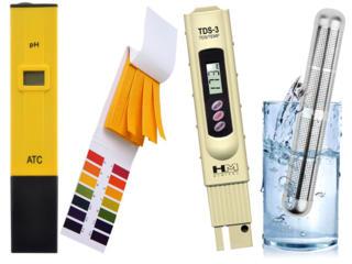 Анализаторы уровня PH и чистоты воды, Analizoare de puritate a apei