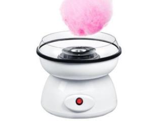 Аппарат для приготовления сладкой ваты. Бесплатная доставка!