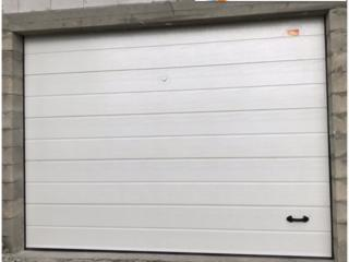 Porti de garaj, sectionale, rolete, automatizari.