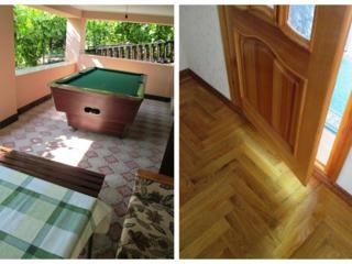 Новый дом 150 м2, 6 сот. за рестораном Hanul lui Vasile. На две семьи