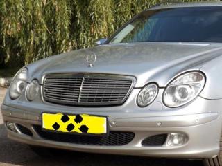 TAXI driver - Mercedes W211 (wagon): Chishinau-Odessa, Kiev-Тираспол...