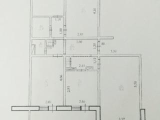 Продам 4-комнатную квартиру. Спускаю цену.