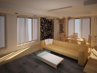 Apartament în 2 nivele, 109m2 cu euroreparație la doar 450 euro/m2!!!