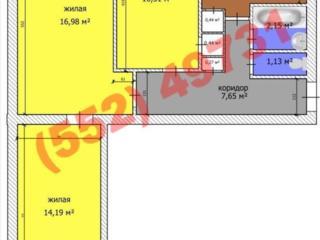 3 комнатная на Борисовке
