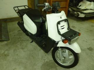 Мопед / скутер Yamaha Gear (Ямаха Джиар) из Японии.