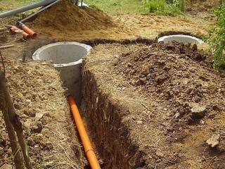 Копаем! Канализации водопровод септики сливные ямы траншей под ключ!!!