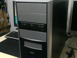 Продам комплект монитор+системный блок не дорого. Гарантия