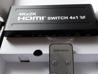 Коммутатор HDMI 4x1