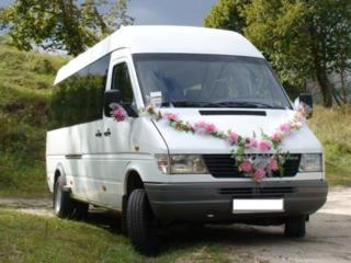 Комфортабельный Мерседес-спринтер для мероприятий, экскурсий, свадьбы