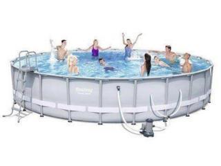Бассейн каркасный купить, диаметр - 7 метров, высота - 1,3 метра