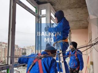Ремонт балконов. Балкон - закрытый, Хрущёвка. Сделать балкон под ключ.
