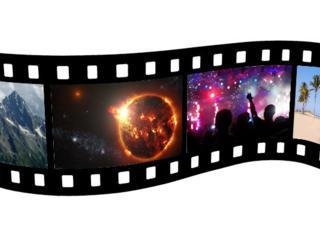 Видеомонтаж и всё что с ним связано
