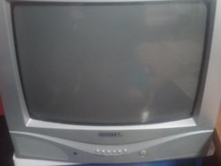 Продам цветной телевизор в рабочем состоянии
