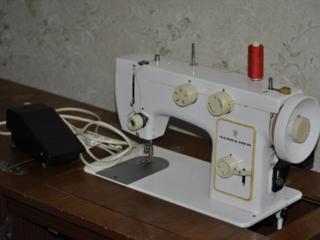 Дешевле всех! Швейная машинка Чайка-142М, 2 привода.