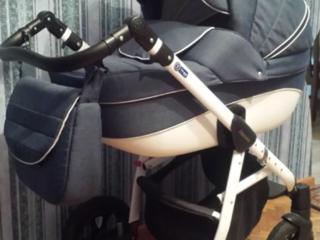 Продам детскую коляску Neonex (2 в 1) + кенгуру в подарок