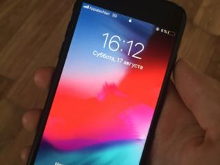 Продам IPhone 7 /32gb /CDMA/GSM